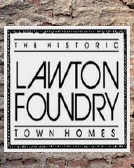 Lawton Foundry Town Homes in De Pere Wisconsin